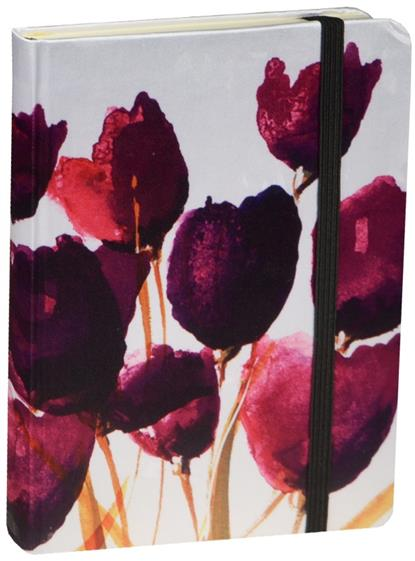 "Книга для записей ""Тюльпаны"", А5"