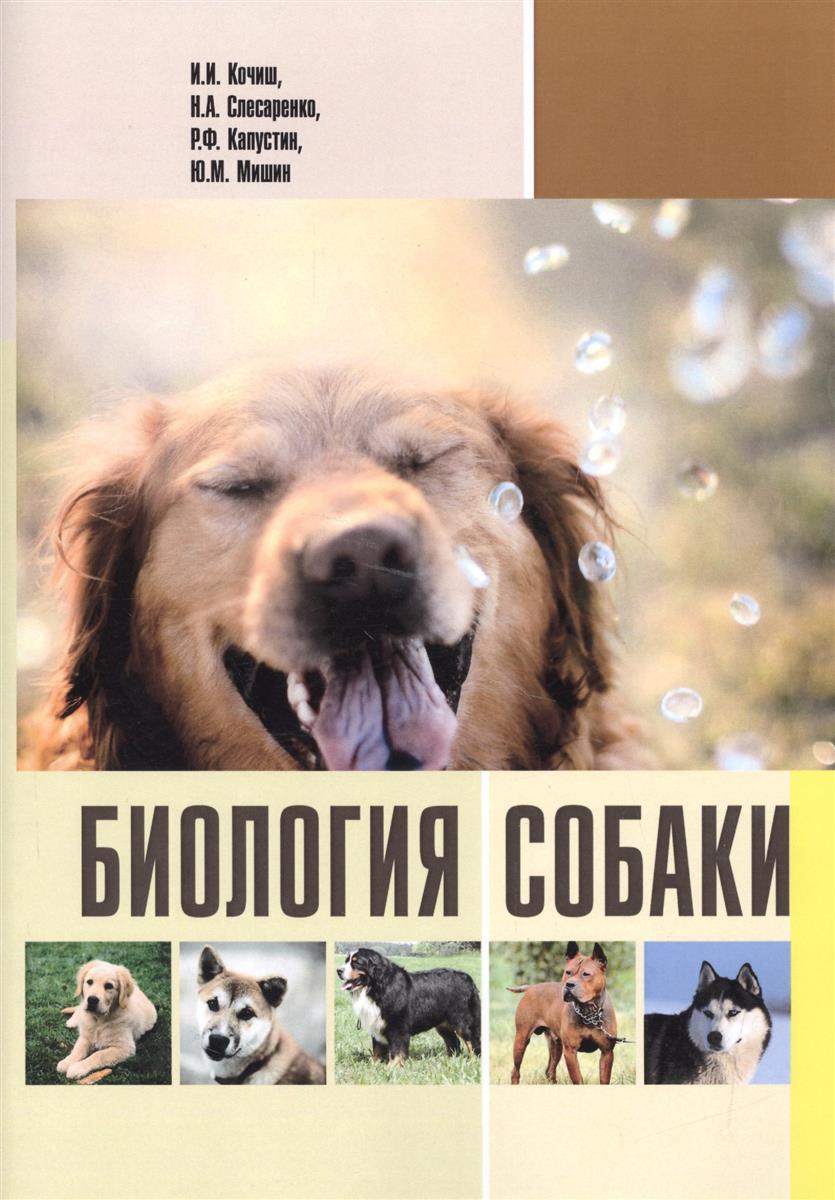 Кочиш И., Слесаренко Н., Капустин Р., Мишин Ю. Биология собаки. Учебник капустин н автоматизация машиностроения