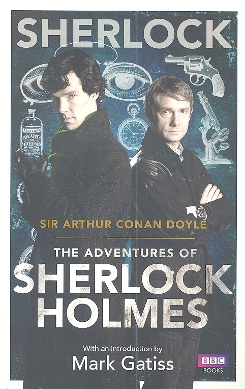 Doyle A. Sherlock The Adventures of Sherlock Holmes doyle a c the valley of fear and the case book of sherlock holmes книга на английском языке