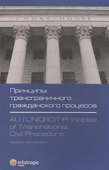 Принципы трансграничного гражданского процесса