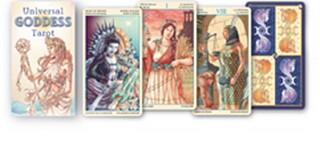 Таро Союз Богинь таро триада богинь руководство и карты