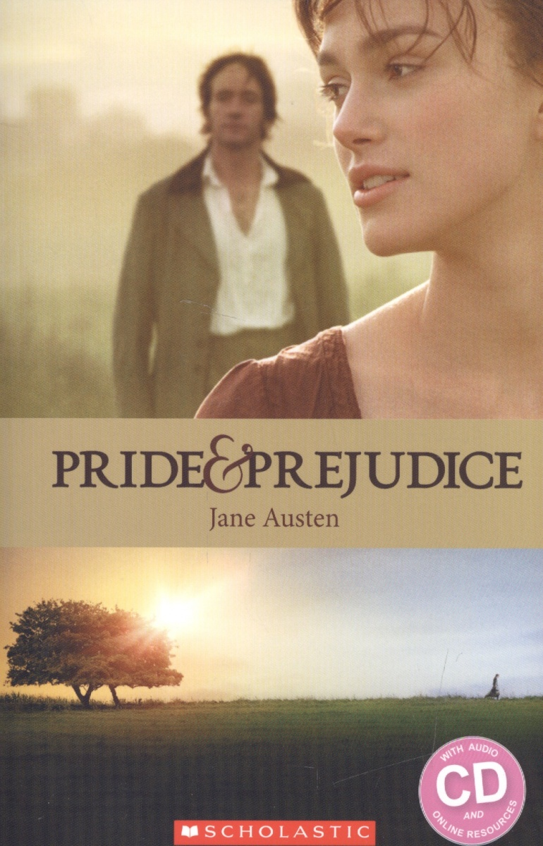 Austen J. Pride & Prejudice. Level 3 (+CD) austen j sense and sensibility level 2 cd