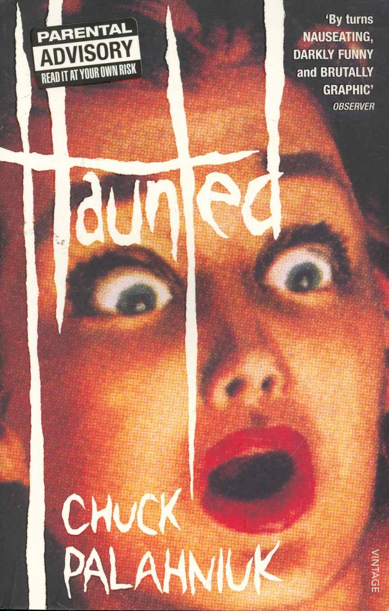 Palahniuk C. Haunted haunted