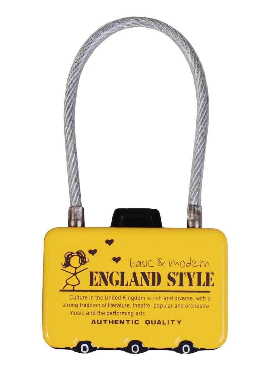 "Замочек кодовый чемодан ""London Style"""