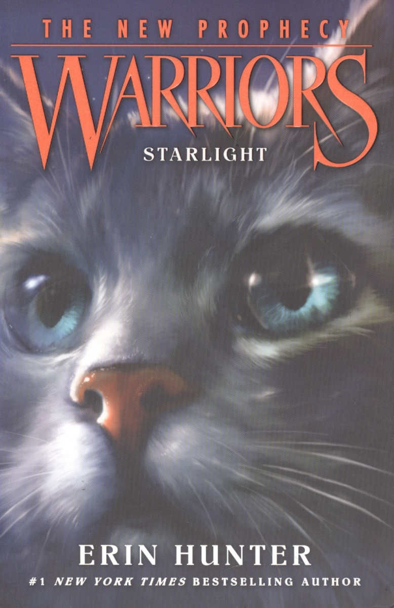 Hunter Е. Warriors: The New Prophecy #4: Starlight hunter е warriors omen of the stars 4 sign of the moon