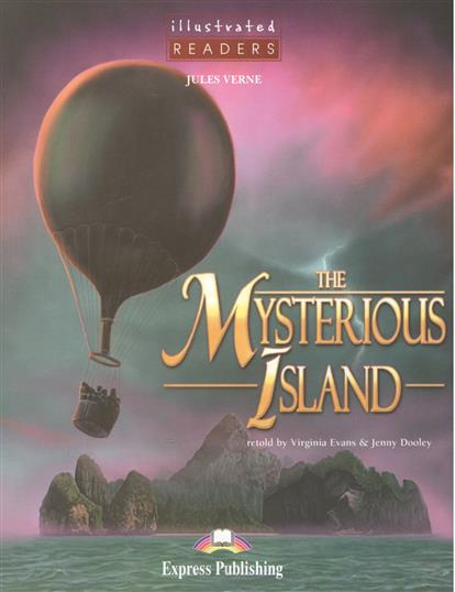 Verne J. The Mysterios Island. Level 2. Книга для чтения (+CD) austen j sense and sensibility level 2 cd