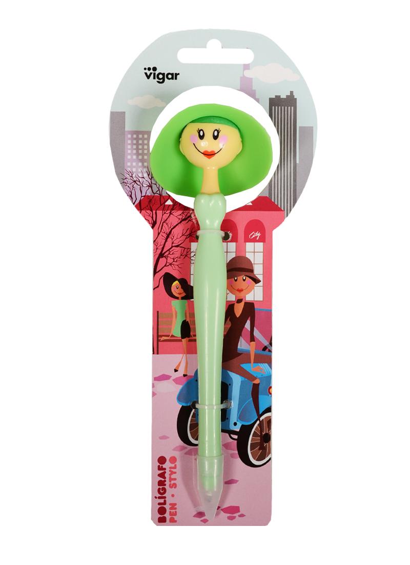 VIGAR шариковая ручка Dolls (4685)