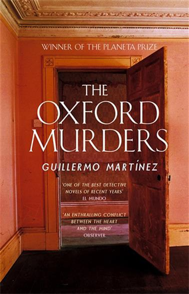 Martinez G. The Oxford Murders the highland fling murders