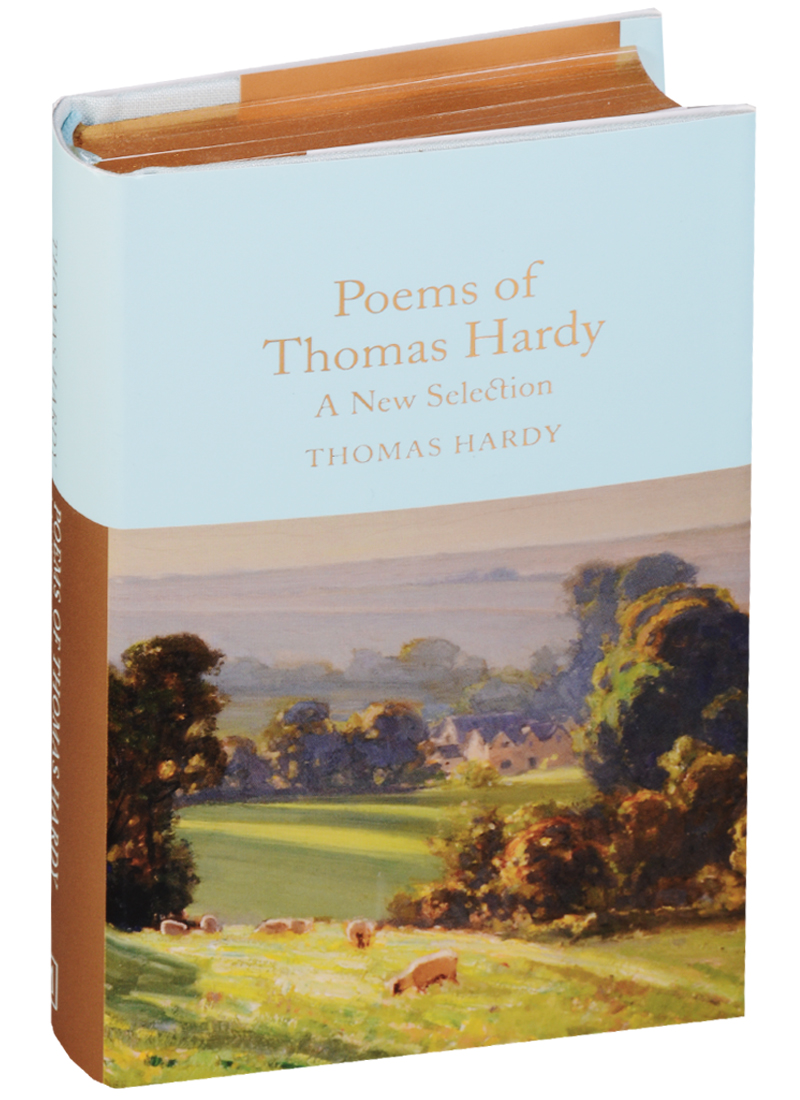 Hardy T. Poems of Thomas Hardy. A new Selection ed hardy