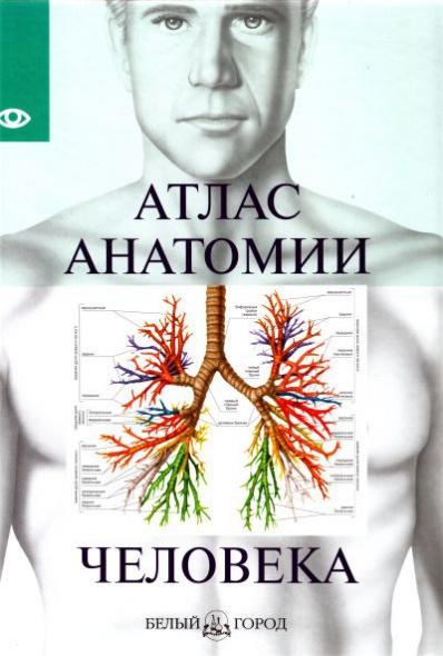 Атлас анатомии человека от Читай-город