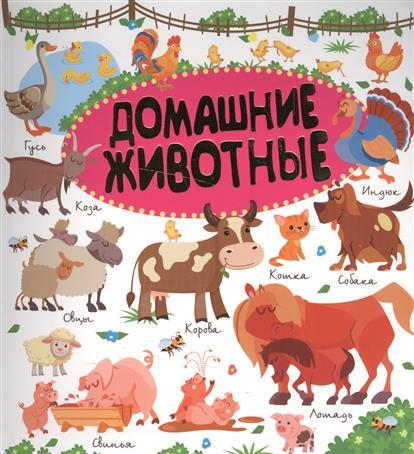 Доманская Л., Попова И. Домашние животные