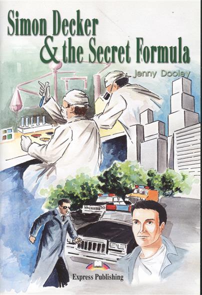 Dooley J. Simon Decker & The Secret Formula. Книга для чтения сетка для настольного тенниса torres hobby tt5017