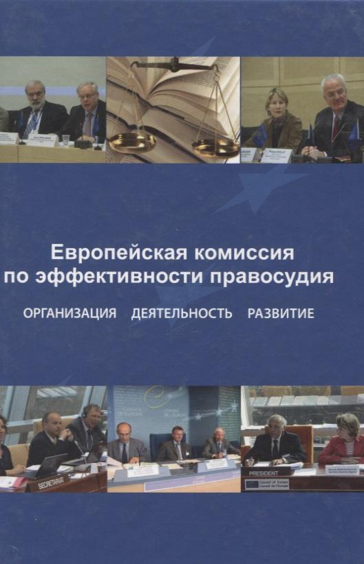 Европейская комиссия по эффективности правосудия. Организация. Деятельность. Развитие от Читай-город
