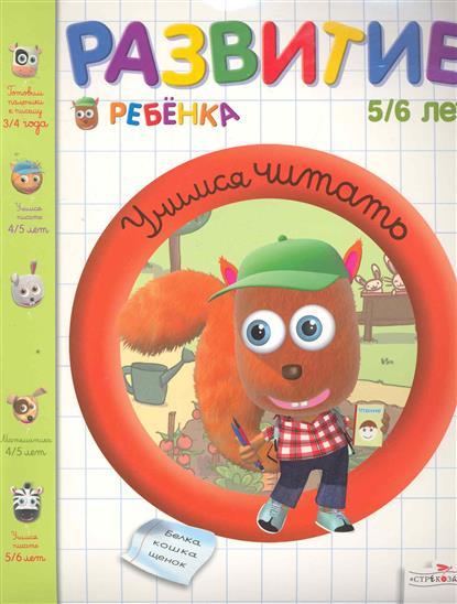 Учимся читать 5-6 лет