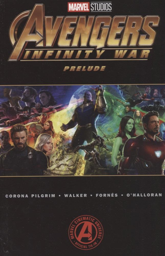 W. Avengers: Infinity War Prelude