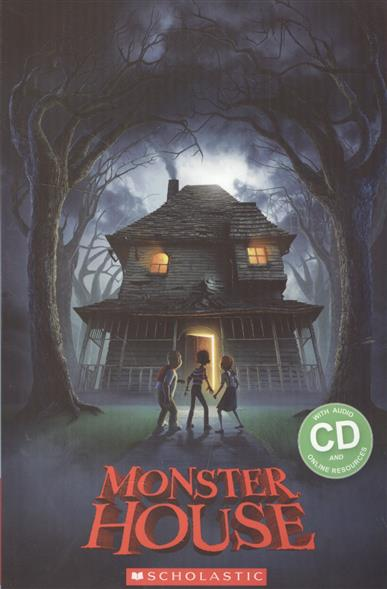 Winkleby D. (editor) Monster House. Level 1 (+CD)