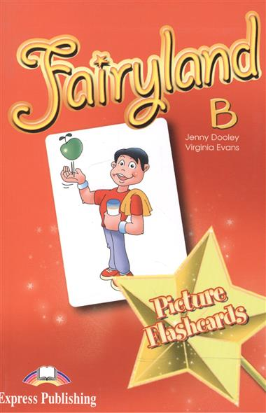 Evans V., Dooley J. Fairyland B. Picture Flashcards welcome 3 picture flashcards