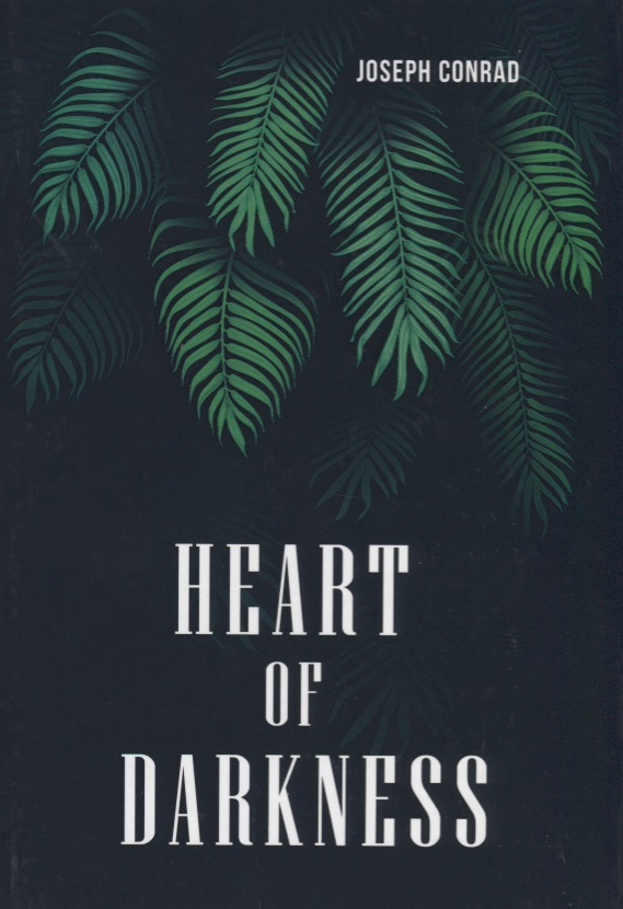 Conrad J. Heart of Darkness торшер markslojd conrad 106324