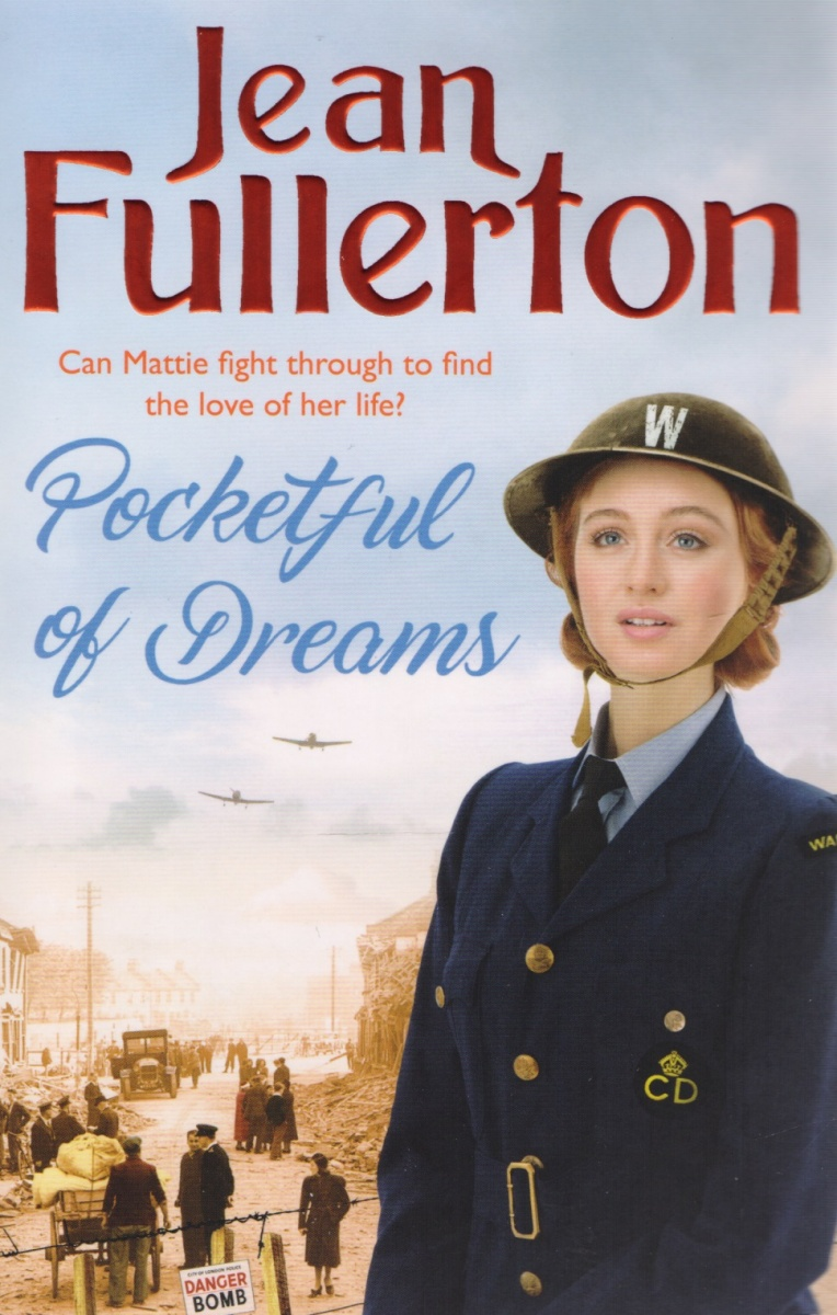 Fullerton J. Pocketful of Dreams ISBN: 9781786491381 джемпер love republic love republic lo022ewxso43