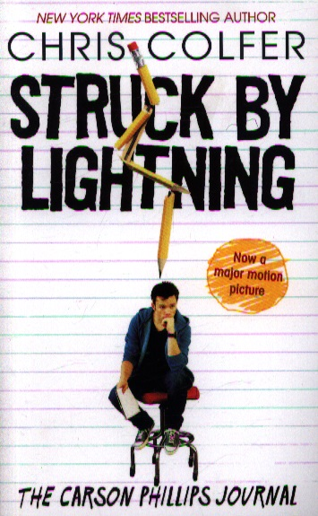Colfer C. Struck by Lightning zip zap комплект