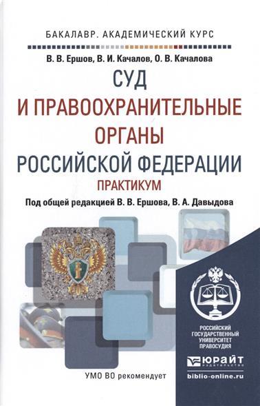 Суд и правоохранительные органы Российской Федерации. Практикум