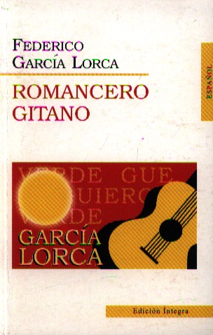 Lorca F. Lorca Romancero gitano gs2964 ine3 integrated circuit mr li