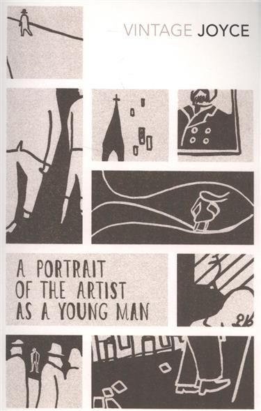 Joyce J. A Portrait of the Artist as a Young Man (Vintage) the portrait of a lady ii