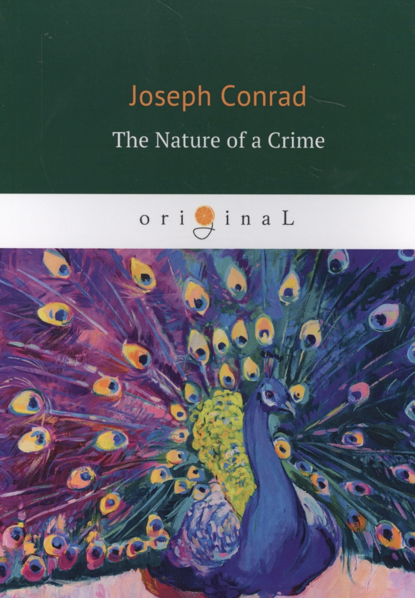 Conrad J. The Nature of a Crime торшер markslojd conrad 106324