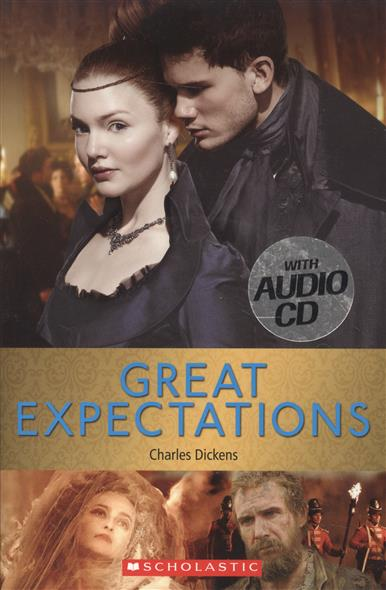 Dickens C. Great Expectations. Level 2 (+СD) dickens charles great expectatiois