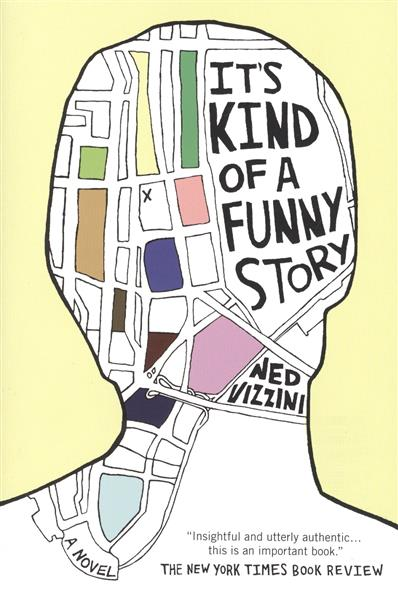 Vizzini N. It's Kind of a Funny Story maybelline new york maybelline new york 30 5