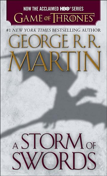 Martin G. A Storm of Swords martin g r r a storm of swords part 2 blood and gold