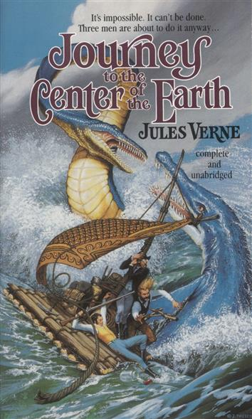 Verne J. Journey to the Center of the Earth купить