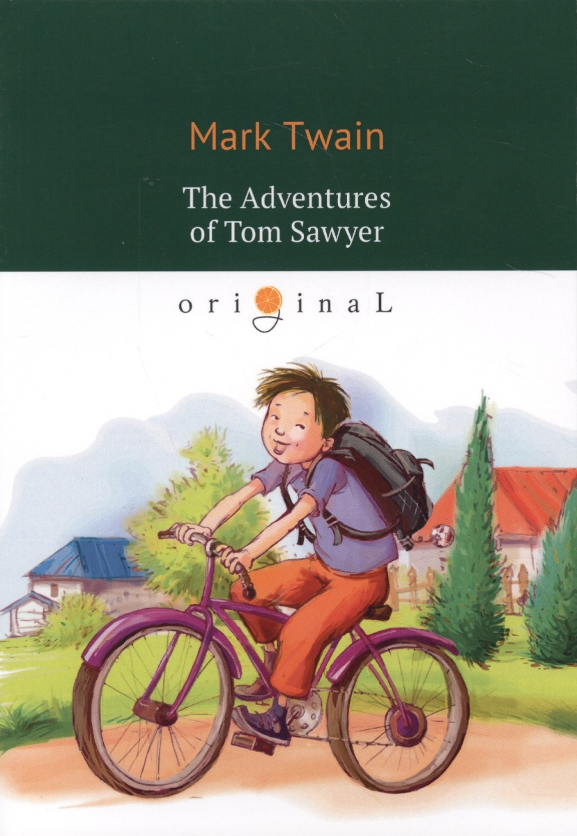 Twain M. The Adventures of Tom Sawyer twain m the adventures of tom sawyer stage 2 cd