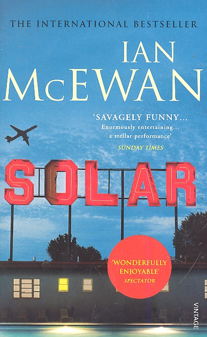 McEwan I. Solar mcewan i on chesil beach isbn 9781784705565