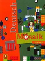 Немецкий язык Мозаика 3 кл. Учебник