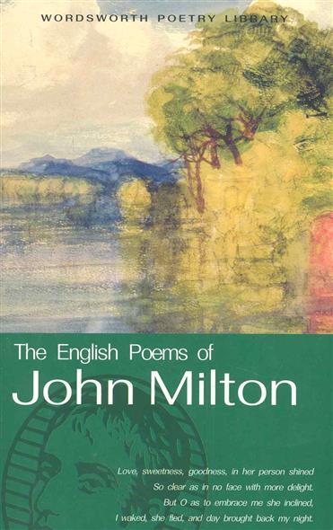 The English Poems of John Milton