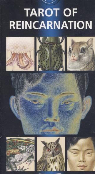 Tarot of Reincarnation (79 карт) tuan l witchy tarot 78 карт