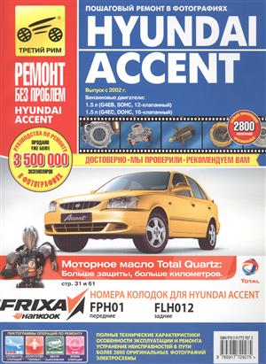 Hyundai Accent в фото.