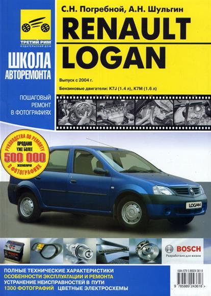 Renault Logan с 2005г в фото