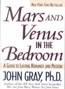 Gray J. Mars and Venus in the Bedroom mars and venus in love