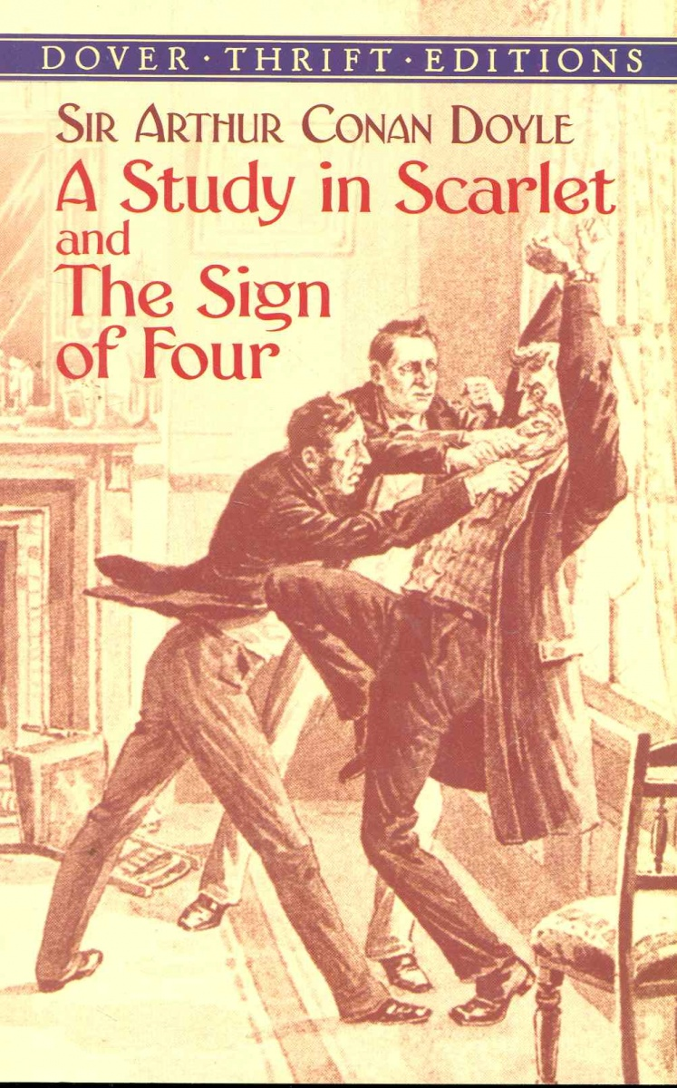 book report of sherlock holmes the sign of four Report abuse 50 out this was the second book in the sherlock holmes series ‹ see all details for sherlock: sign of four.