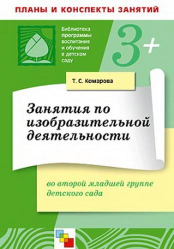 Занятия по изобразительной деятельности во 2-ой младшей гр. д/сада