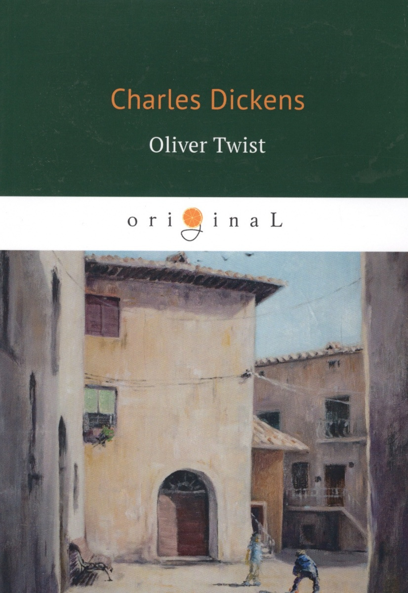 Dickens С. Oliver Twist dickens c oliver twist level 1 reader cd