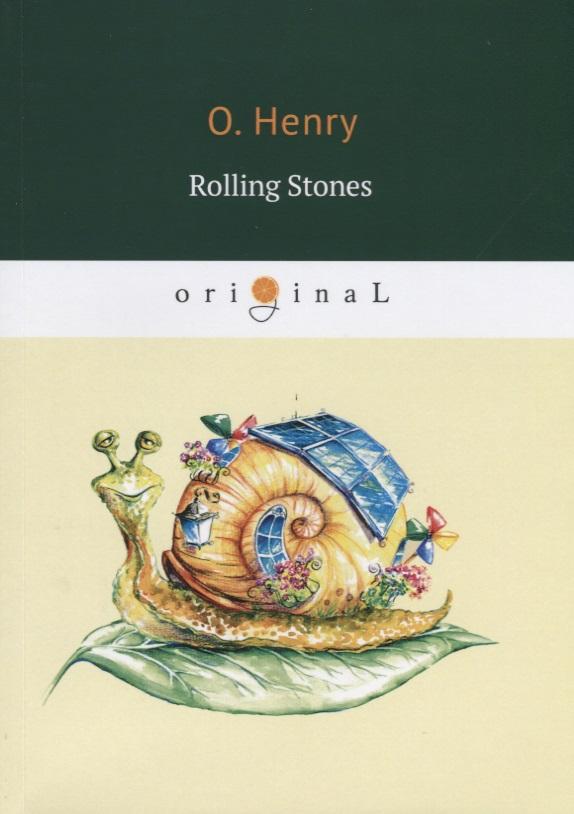 Henry O. Rolling Stones shure cvb w o