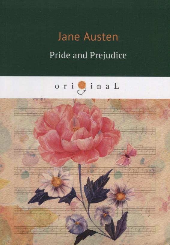 Austen J. Pride and Prejudice (книга на английском языке)