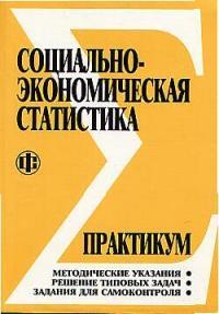 Салин В., Шпаковская Е. (ред.) Социально-эконом. статистика Практикум пожидаева е финансовая статистика практикум