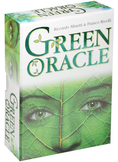 Minetti R., Rivolli F. Green Oracle rga r 981 sports watche green