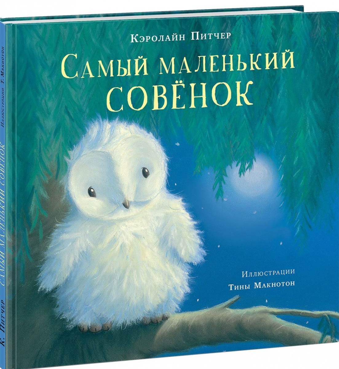 Питчер К. Самый маленький совенок. Сказка ISBN: 9785433506251