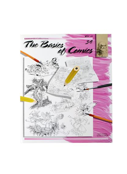 Комиксы / The Basics of Comics Vol. II (№34) the complete crumb comics vol 8