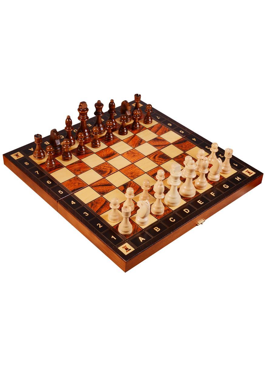 Шахматы Тура (40х40х3)